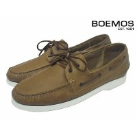BOEMOS/ボエモス 3048 TAUPE (BROWN) Made in Italy イタリア製
