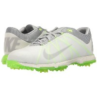 (ナイキ) NIKE メンズゴルフシューズ・靴 Nike Lunar Fire Clear/Cool Grey/Wolf Grey/Ghost Green 8.5 26.5cm D - Medium...
