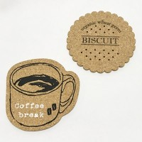 COFFEE & BISCUIT コースターセット