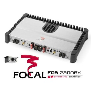 FOCAL フォーカル FPS2300RX 定格出力155W×2chステレオパワーアンプ 【受注発注商品/納期1〜2ヶ月】