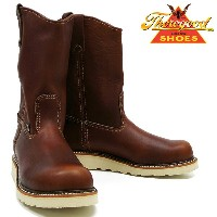 THOROGOOD WELLINGTON NON SAFETY 814-4208 BROWN PECOS BOOTS [Dワイズ] ソログッド ペコスブーツ ds-Y