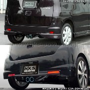 HKS Cool Style(クールスタイル)モコ DBA-MG33S(ターボ)