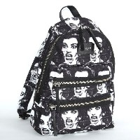MARC JACOBS マークジェイコブス バックパック M0008300 002 MARIA CALLAS PRINTED BIKER Back Pack リュックサック【AS】【新品・未使用...