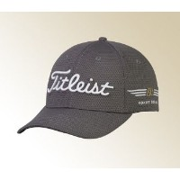 送料無料!★ボーケイ キャップ TITLEIST FJ VOKEY WINGS COMBINATION TOUR MESH CAP GRAPHITE M/L 28301