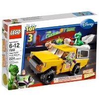 LEGO Disney レゴ ディズニー 7598 レスキュートラック Pixar Toy Story 3 Exclusive Special Edition Set Pizza Planet...