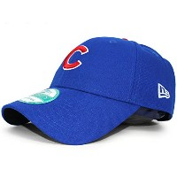 (ニューエラ)NEW ERA CHICAGO CUBS 【PINCH HITTER 9FORTY ADJUSTABLE/RYL BLUE】 シカゴ カブス [並行輸入品]
