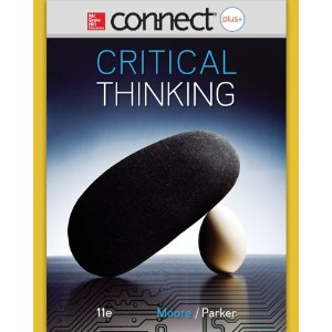 Connect+ Critical Thinking 1s W/ Learnsmart Access Card for Moore/Parker