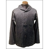 【Buzz Rickson's バズリクソンズ】ワークジャケット/BR12949/NAVY DENIM WORK JACKET★送料・代引き手数料無料!