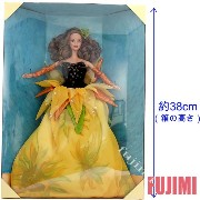 Barbie INSPIRED BY THE PAINTINGS OF VINCENT VAN GOGH 14000円【バービー,ビンセント ヴァン ゴッホ,ひまわり,人形 有名人 アート 画家...