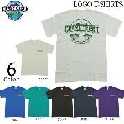 CRAZY CREEK(クレイジークリーク)LOGO T-SHIRTS 6color