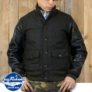 "バズリクソンズ BUZZ RICKSON'S WILLIAM GIBSON COLLECTION Type A-1 ""GROSGRAIN LEATHER SLEEVE"" BR12914"