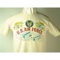 """Buzz Rickson's (バズリクソンズ)""""U.S. AIR FORCE"""" S/S T-SHIRT"""