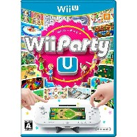 【Wii Uソフト】 Wii Party U 【ゆうパケット・ネコポス対象品】