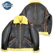 "BUZZ RICKSON'S/バズリクソンズ JACKET, FLYING, INTERMEDIATE Type B-6 ""Buzz Rickson Clothing co."" COLOR..."