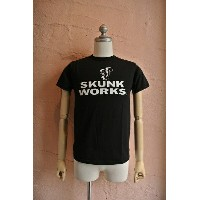 ★BUZZ RICKSON'Sバズリクソン★LOCKHEED MARTIN TEEスカンクワークス THE SKUNK WORKS『FORTY NINERS』S/S T-SHIRT...