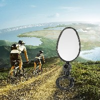 Bike Bicycle Rearview Mirror