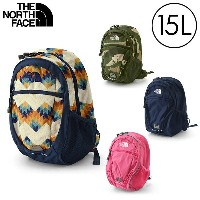 THE NORTH FACE K SMALL DAY / キッズスモールデイ [15L] ■NMJ71653-MG【キッズ&ベビー カバン 鞄 かばん バック バッグ リュック バックパック 子供...