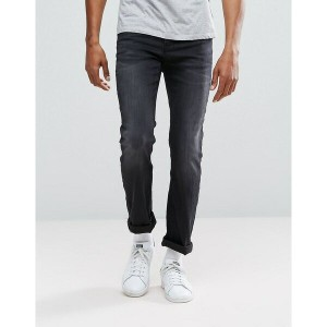 ボス オレンジ メンズ デニムパンツ ボトムス BOSS Orange by Hugo Boss Orange 63 Slim Fit Jeans in Grey Grey wash 004