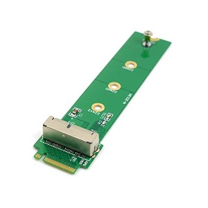 CY PCI Express PCI - E 4 X M。2 NGFF M - Key to 2013 2014 2015 Apple Macbook SSD変換カードfor a1493 a1502...