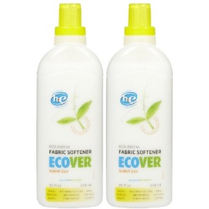 Ecover Fabric Softener, Sunny Day, 32 oz- by Ecover