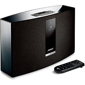 Bose SoundTouch 20 Series III wireless music system ワイヤレススピーカーシステム ブラック【国内正規品】