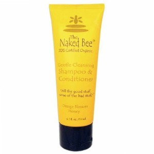 The Naked Bee Orange Blossom Honey Shampoo & Conditioner 6.7 Oz [並行輸入品]