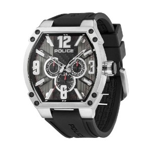 Police ポリス メンズ 腕時計 P13845JS-02 Cobra Multifunction Mens Watch