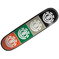 【エレメント デッキ】ELEMENT Deck GARDEN QUADRANT 8x31.75●thriftwood