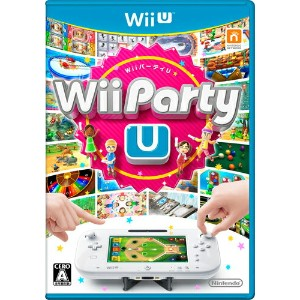 Wii Party U 【中古】 WiiU ソフト WUP-P-ANXJ / 中古 ゲーム