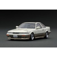 1/43 Toyota Soarer(Z20) 3.0GT-LIMITED White/Silver(BB-Wheel)【IG1316】 ignitionモデル [ignition IG1316...