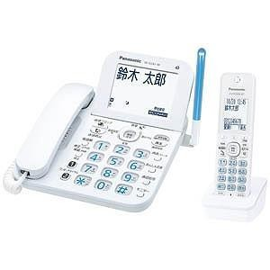 Panasonic 電話機 VE-GZ61DL-WRU・RU・RU VE-GZ61DL