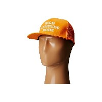 ノースフェイス レディース 帽子 アクセサリー Keep It Structured Trucker Hat Exuberance Orange (Prior Season)