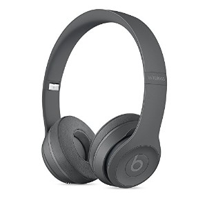 Beats by Dr.Dre Beats Solo3 Neighborhood Collection Bluetoothヘッドホン 密閉型/オンイヤー アスファルトグレー MPXH2PA/A