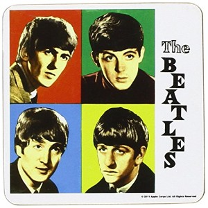 The Beatles Individualコースター: 8 Days a Week