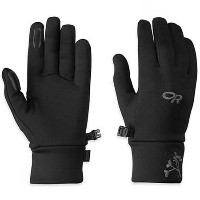 OUTDOOR RESEARCH(アウトドアリサーチ) Womens PL 100 Gloves Black Mサイズ