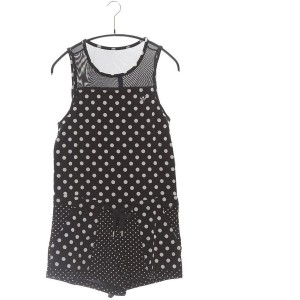 【SALE 20%OFF】アディダス オリジナルス adidas Originals atomos DOTS JUMPSUIT (BLACK)