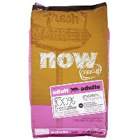 NOW! 152320 Fresh Grain Free Food for Adult Cats, 16-Pound Bag by NOW