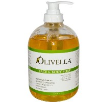 Face and Body Soap - 16.9 fl oz by Olivella