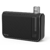iHome IKN100BC Portable Rechargeable ブルートゥース ステレオ スピーカー System with NFC & リムーバブル バッテリー パック 「汎用品」...