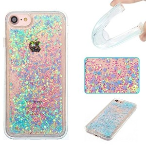 HONGYIBB iPod touch 6世代極薄 ソフト 落下防止 用 耐スクラッチTPU ケース Apple ipod touch 6/ipod touch 5カバー 可愛い 清新 ipod...