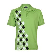 TattooGolf The Green Monster Performance Polo Shirts (#P031)【ゴルフ ゴルフウェア>ポロ/長袖シャツ】
