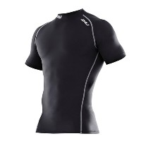 2XU Short Sleeve Compression Tops (#MA1982a)【ゴルフ 特価セール】