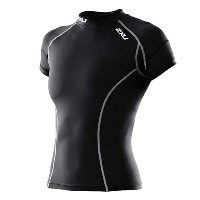 2XU Ladies Short Sleeve Compression Tops (#WA1983a)【ゴルフ 特価セール】