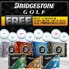 Bridgestone Buy 3 Get 1 Free with Free Personalization