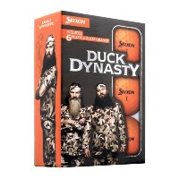Srixon Duck Dynasty 6 Pack Golf Balls【ゴルフ ボール】