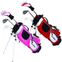 TourEdge Junior HT Max J Jr 2x1 w/ Dual Strap Stand Bag Sets【ゴルフ ジュニア>ゴルフクラブ】
