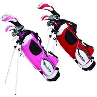 TourEdge Junior HT Max J Jr 4x1 w/ Dual Strap Stand Bag Sets【ゴルフ ジュニア>ゴルフクラブ】