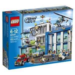 LEGO City Police 60047 Police Station 並行輸入品