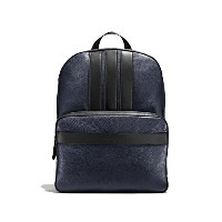 COACH コーチ アウトレット メンズ バックパック Bond Backpack in Pebble Leather F56667 MQ/BK [並行輸入品]