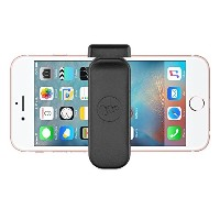 mophie Universal Belt Clip for iPhone 6/6s iPhone 6 Plus/6s Plus, iPhone 5s/5s/5c/5 ベルトクリップ Black...